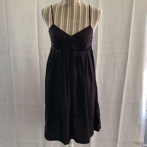 Gap adjustable spaghetti strap summer dress sz 4